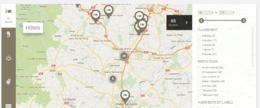 Circuit Route des Vins de Bourgogne - Route des Grands Crus - Carte interactive Beaune et Pays Beaunois - www.beaune-tourisme.fr/carte-interactive
