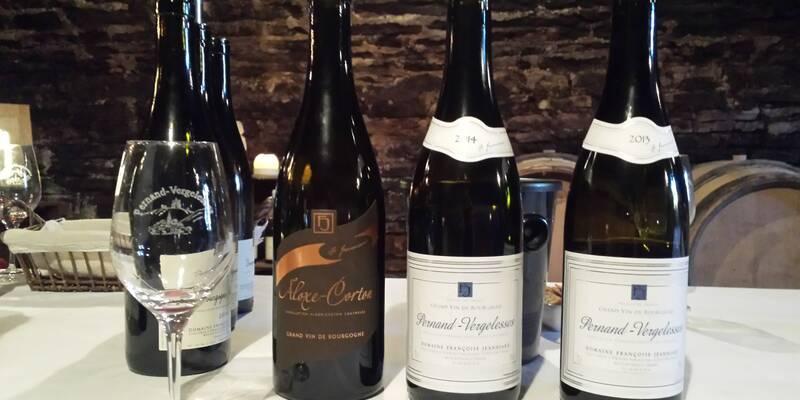 Domaine F. Jeanniard Wines © BeauneTourisme