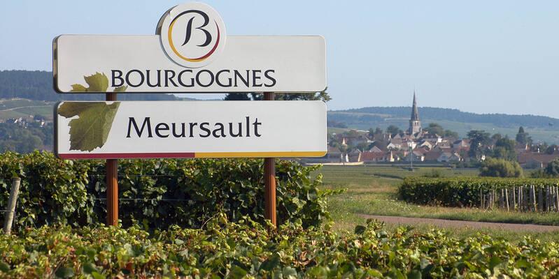La denominación Meursault