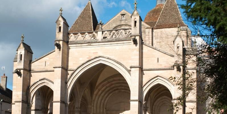Basílica de Notre Dame de Beaune