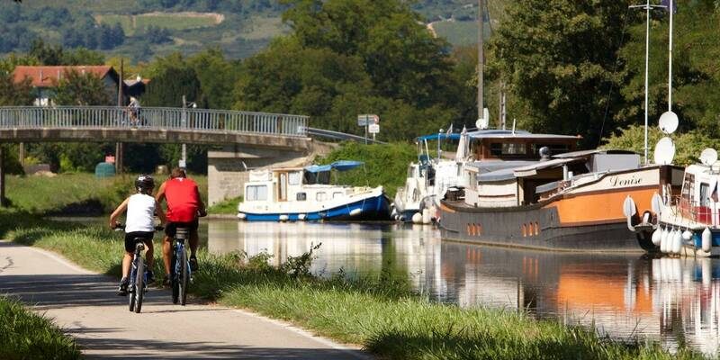 Chagny, Canal Central