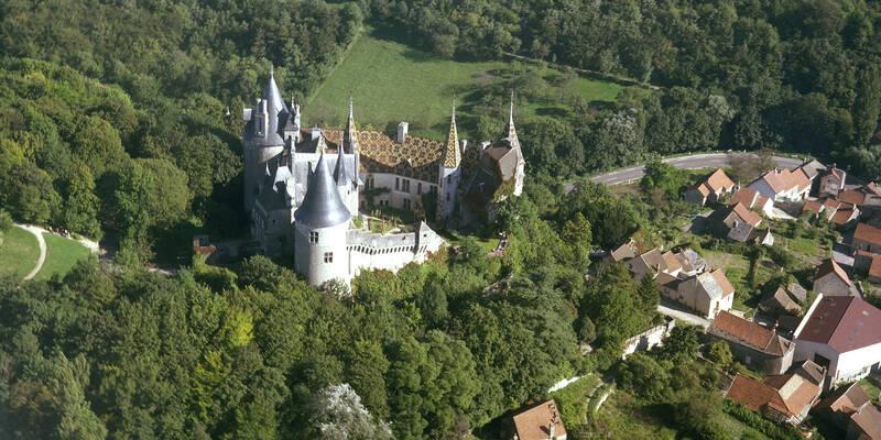 Castillo de La Rochepot