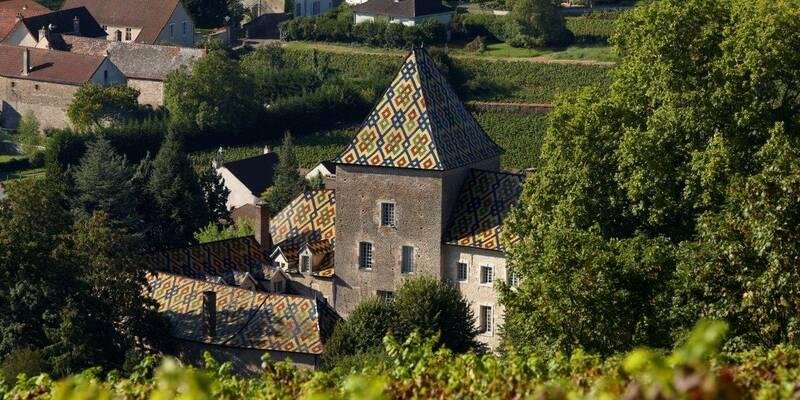 Castillo de Santenay