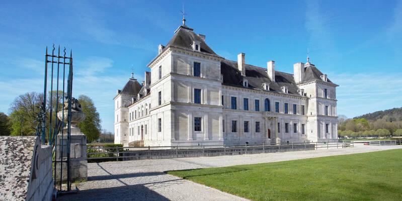 Château d'Ancy le Franc © Studio Morize