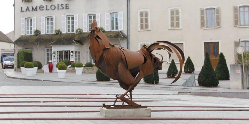 El gallo de Chagny