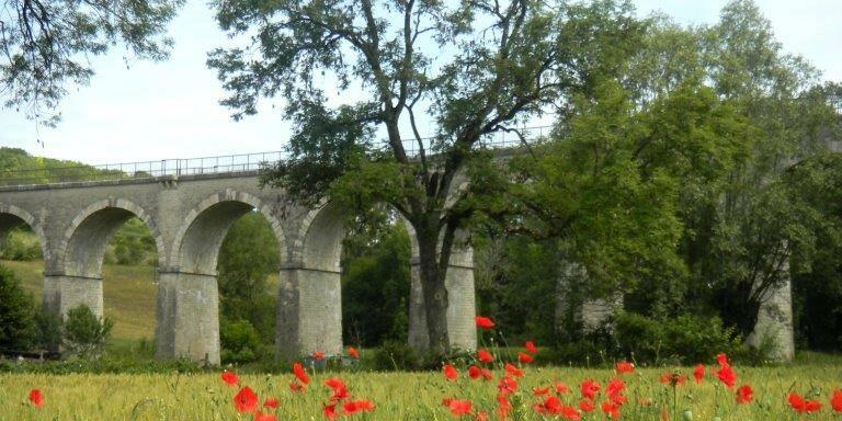 Nolay, Viaducto de Cormot