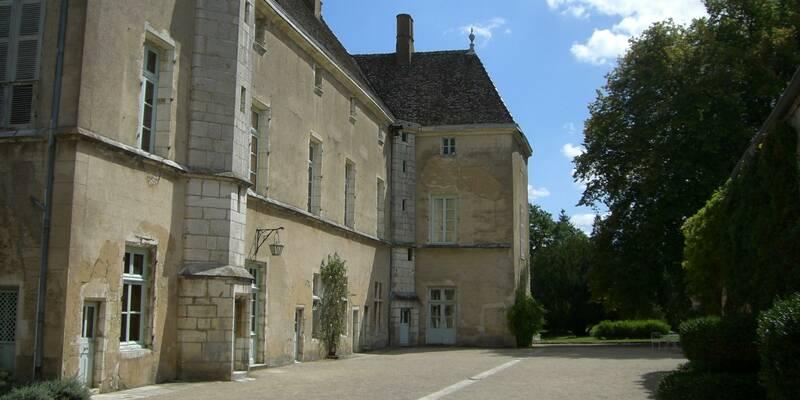 Edificio de residencia ©Château de Germolles