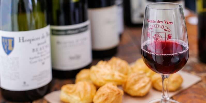 Vente des Vins-Vino & Gougères ©MichelJoly