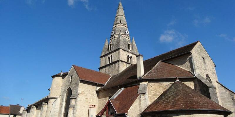 Savigny-les-Beaune, Iglesia Saint-Cassien