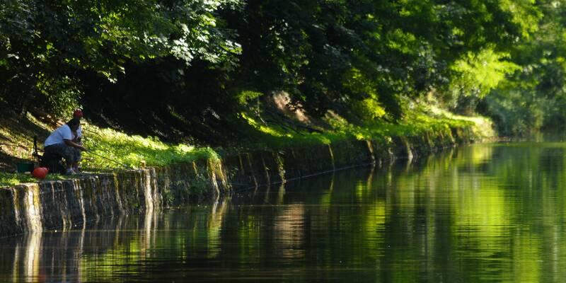 Canal du centre-Pesca ©StudioPiffaut