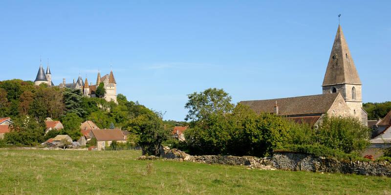 Iglesia de La Rochepot