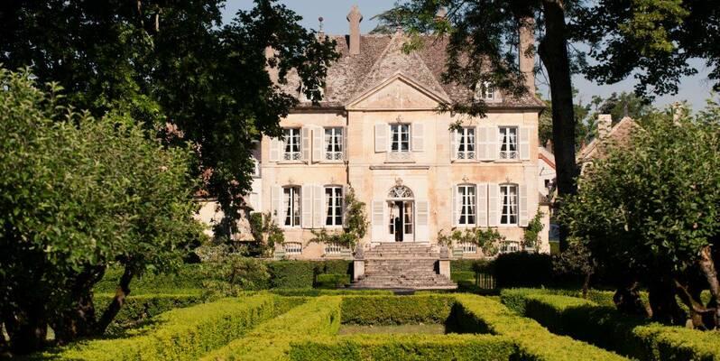 Savigny-les-Beaune, Mansión Chandon de Briailles