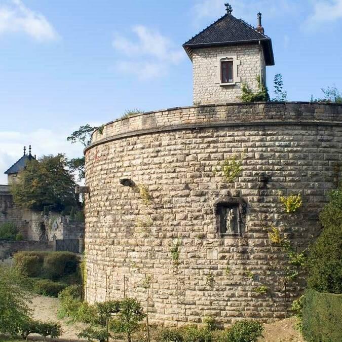 Beaune: Torre Bouchard Père & fils
