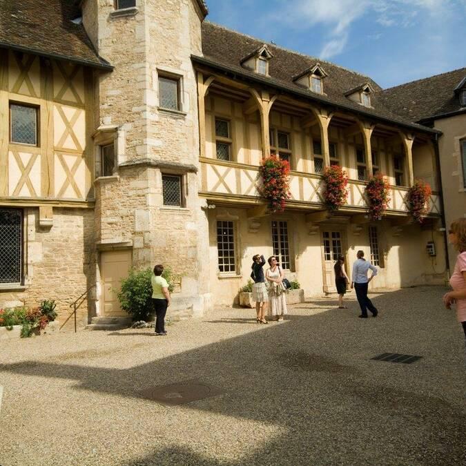 Museo del vino de Beaune