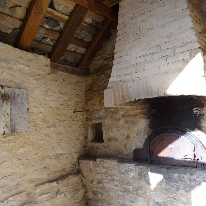 Savigny-les-Beaune,Horno banal