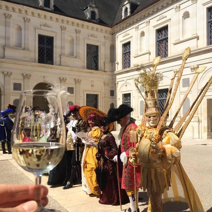 Venise & Vin au Palais d'Ancy le Franc
